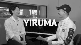 Pianist and K-pop songwriter Yiruma backstage at Sydney Opera House
