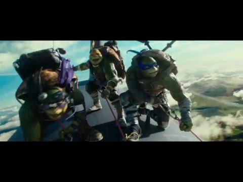 Želvy Ninja 2 (Teenage Mutant Ninja Turtles 2) - dabovaný oficiální český HD trailer