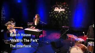 Beach House - Live The interface 2010