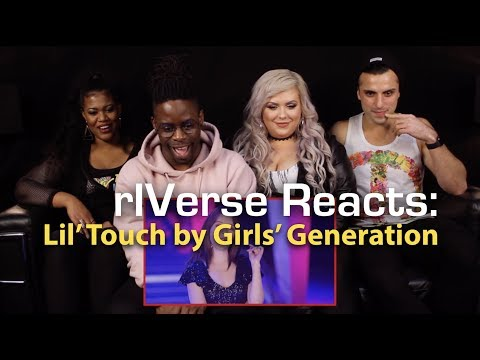 rIVerse Reacts: Lil' Touch by Girls' Generation (Oh!GG) - M/V Reaction