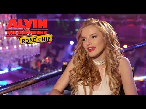 Alvin and the Chipmunks: The Road Chip (Featurette 'Slice of Life')