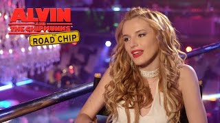 Alvin and the Chipmunks: The Road Chip | 'Slice of Life' Featuring Bella Thorne [High Quality Mp3] | FOX Family