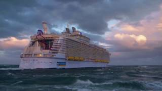 Harmony of the Seas: 1-Minuten-Tour