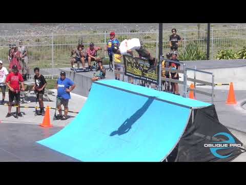 New Zealand ASA Scooter Nationals - Under 15s - Zion Kiripatea