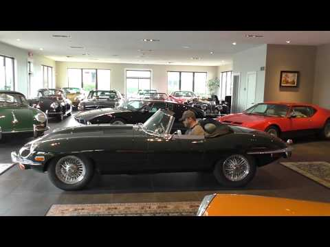 Video of '69 E-Type - PTHQ