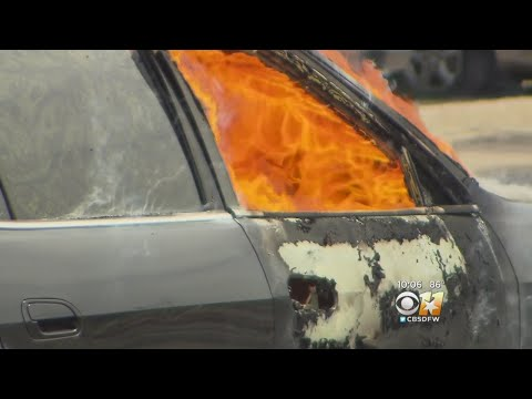 North Texas Arson Investigators Forecasting Increase In Car Fraud Fires