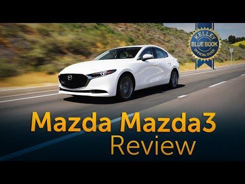 External Review Video 4Ack_dvzTIo for Mazda Mazda3 Hatchback & Sedan (4th gen)
