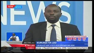 Kurunzi ya Leo: Ugatuzi wa vyeti kufanywa na IEBC