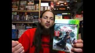 HORROR GAMES ON XBOX 360 (part 1) | Scottsquatch