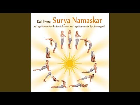 Surya Namaskar (6 Cycles)