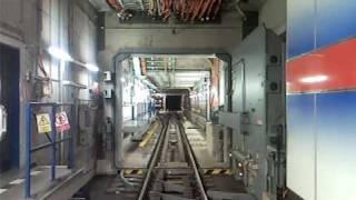 preview picture of video 'Metro Prague Czech republic (3) / Metro Praha (3)'