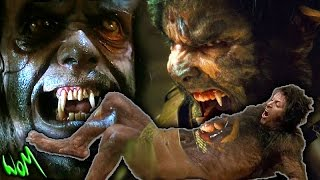 Greatest Werewolf Transformations - WoM