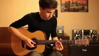 Please Be With Me - Eric Clapton (Cover)