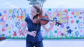 Tam Lin (The Glasgow Reel) - Beginner Fiddle Tutorial
