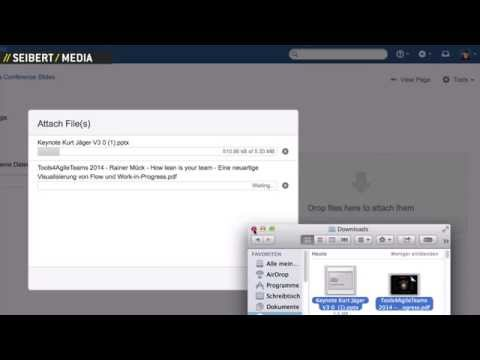 Confluence demo: Office integration (PPT, PDF, DOC) - YouTube