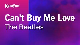 Karaoke Can't Buy Me Love - The Beatles *