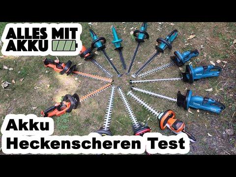 Akku Heckenschere Test | Die besten Geräte:Makita, Stihl, Bosch, Black + Decker, Ryobi, Einhell
