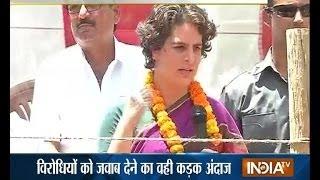 Priyanka Gandhi: This era's Indira