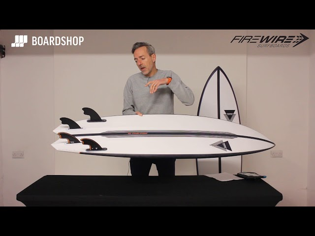 Firewire El Tomo Fish Surfboard Review
