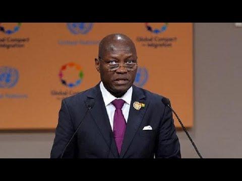 Guinea-Bissau's president backs ex-PM Sissoco Embalo in run-off vote
