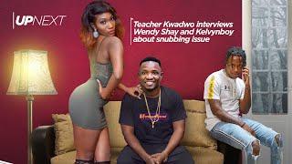 Teacher Kwadwo Settles