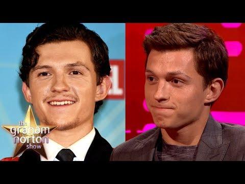 Tom Holland o svých vousech a o filmu Spider-Man: Daleko od domova