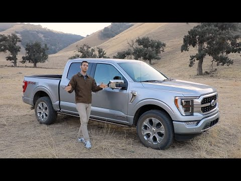 2021 Ford F-150 New Unique Features