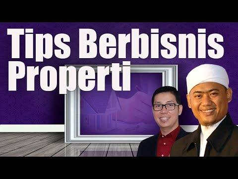 Video Cara mudah berbisnis properti