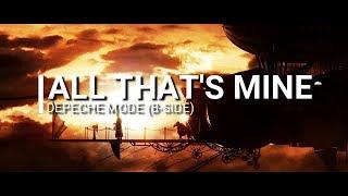 All that's mine karaoke - Depeche Mode