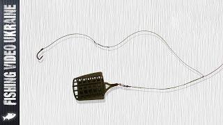 Вязание оснасток на фидер
