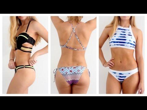 Zaful Bikini Try-On Haul + Review!