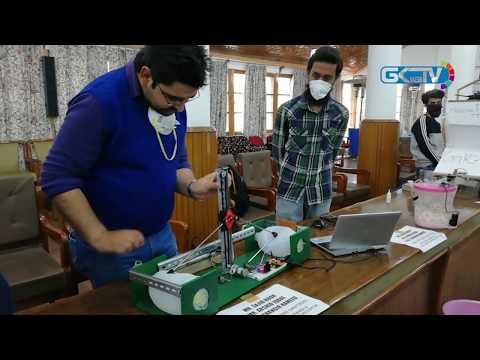 NIT Srinagar declares Covid-19 'Open Innovation Challenge' results