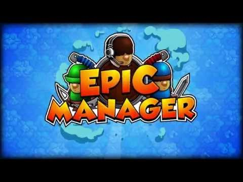 Epic Manager Official STEAM Trailer thumbnail