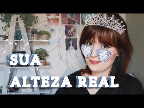 Sua alteza real (Royals #2) | RESENHA