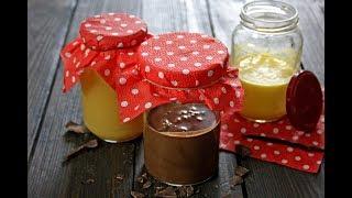 Sos waniliowy   Sos czekoladowy   Sos karmelowy - Najlepsze sosy do deserów!