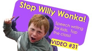 How To Write a Persuasive Speech (Years 3-10)