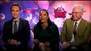 HOME interviews - Rihanna, Jim Parsons, Steve Martin