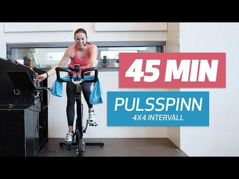 PulsSpinn 45 med Siv-Elin Skogen