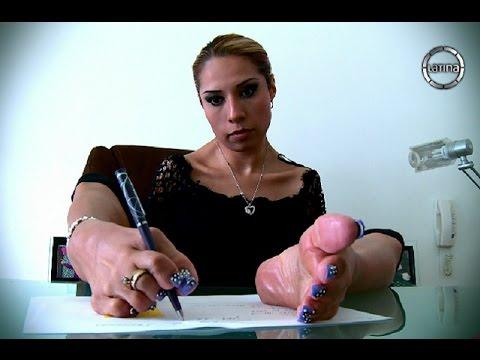 Adriana Macías: una mujer sin brazos que inspira a miles de personas