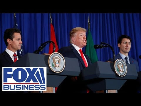 Chamber of Commerce President on the USMCA trade deal