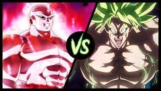 Broly VS Jiren   Dragon Ball Super