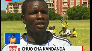 Chuo cha soka cha Cheza ni mojawapo ya vyuo vilivyojitokeza kukuza talanta ya soka nchini