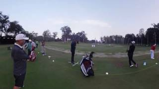 A Day In The Life Of Ian Poulter