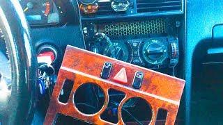 Ремонт регулятора ПЕЧКИ МЕРСЕДЕС за 5 МИНУТ! 🔨🔧 Mercedes w202 | дырявыймерс 2018 | AutoDogTV #8