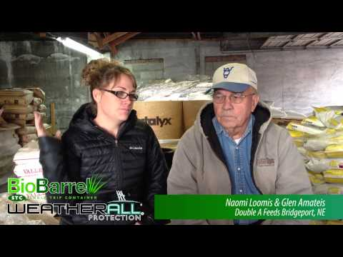 BioBarrel® WeatherAll® Protection Double A Feeds