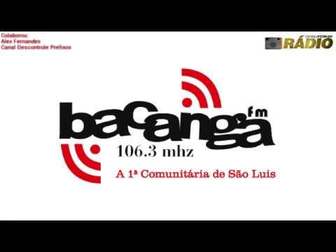 """Jingle """"A Nossa Rádio É Comunitária"""" - Rádio Bacanga FM 106,3 - São Lu"""
