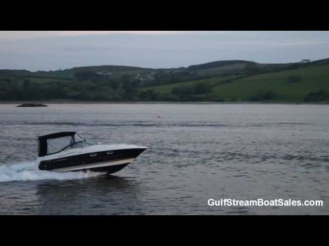 Monterey 250 CR -- Review and Water Test by GulfStream Boat Sales