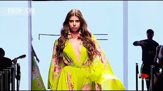 MICHAEL COSTELLO Spring Summer 2019 Art Hearts Los Angeles - Fashion Channel