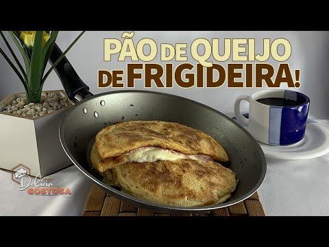 pão de queijo de frigideira,receita de pão de queijo de frigideira,receita de pão de queijo de frigideira com polvilho azedo,pao de queijo de frigideira,