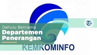 Kementerian Komunikasi dan Informatika, Kementrian yang Membidangi Urusan Komunikasi dan Informatika